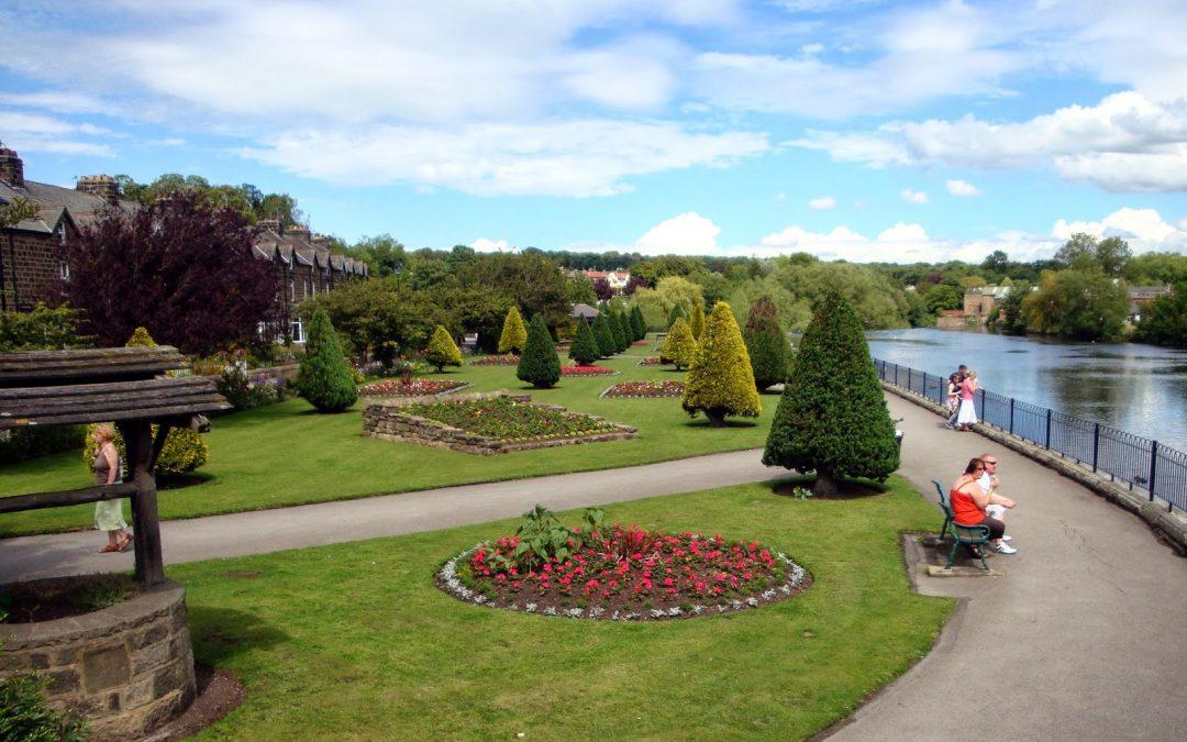 Wharfe Meadows Park, Otley