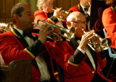 Otley Lions Concert May 2016