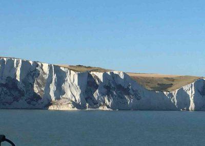 Paris Aug 2016 White Cliffs of Dover