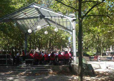 Paris Parc George Brassens