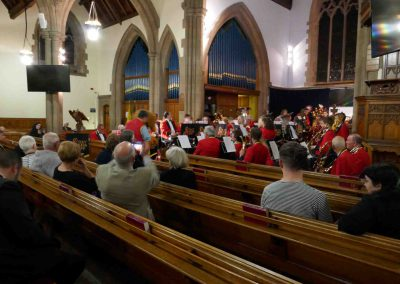 Bridge Church Otley Lions Apr 2017